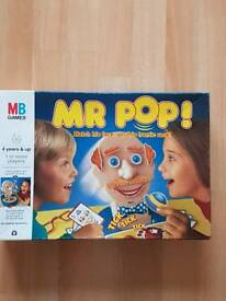 Mr Pop spare parts