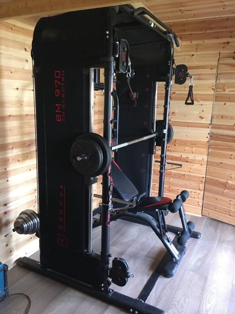 Domyos bm d electro gym in clifton nottinghamshire