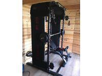 Domyos bm 970 3D electro gym
