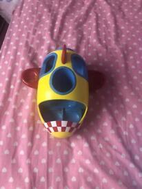 Props pig rocket