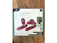 Fitness Weights Set