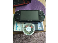 Psp console and games