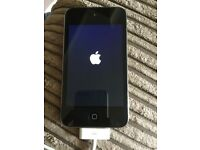 Black iPod touch 4th generation 8GB
