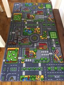Play car mat