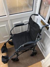 DRIVE foldable wheelchair £60ono