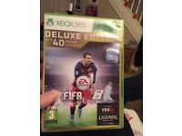 XBOX 360 FIFA 15 & 16