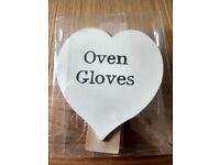 Oven Gloves Peg/Holder (New)