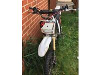Demon X Pitbike 110cc (sale or swaps)?