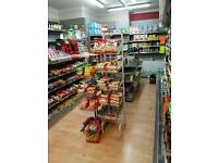 Convenience store contents for sale, ARNEG CHILLER, FREEZER, EPOS, CCTV, STOCK & More