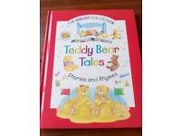 Teddy Bear Tales, Childrens Book