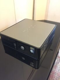 Cheap Dell Optiplex 745 base unit with keyboard and mouse, Intel 1.8ghz, 6gb ram, 160gb disk