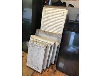 5 radiators