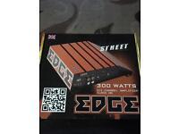 Edge 300 watt amp