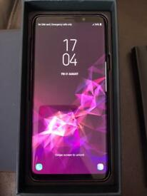 Samsung s9 plus duos 128GB