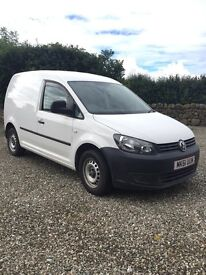 2011 VW CADDY **NO VAT**