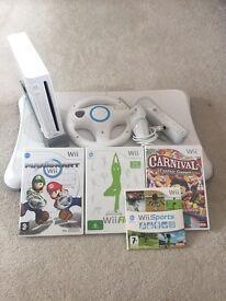 Nintendo Wii Console, Games & Accessories