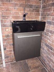 Toilet & Sink Combo