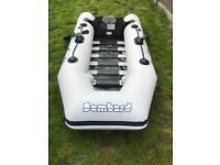 Bombard ax2 boat