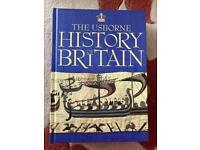 Usborne History of Britain book