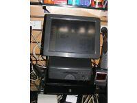 epos system e-cig shop vape till electronic cigarrete budget system