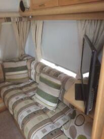 Touring caravan. Excellent condition.