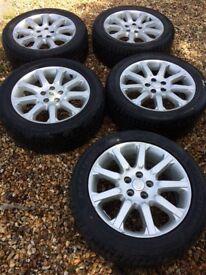 Land Rover freelander tyres & wheels