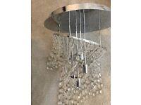 John Lewis ceiling flush light