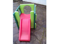 Little Tikes Junior Activity Cube and Slide - Roundhay Park Leeds 8 - Can Deliver