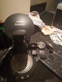Senso phillips coffee machine