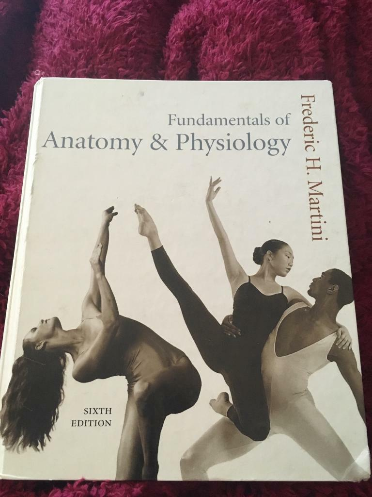 Fundamentals of Anatomy & Physiology | in West End, Glasgow | Gumtree