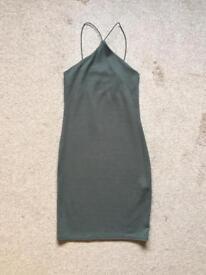 NEW Petite Boohoo Bodycon Dress 8