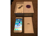 iPhone 6 64gb Unlocked. Great condition Boxed