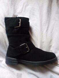 Italian Brand new boots Miss KG cost £65 sz 7 uk