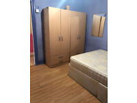 A spacious double room to rent in Plaistow including all Bills