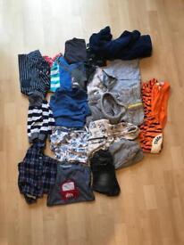 9-12 boys bundle
