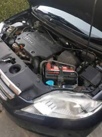 Honda frv diesel