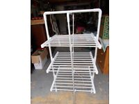 Easy Life 3 Tier Heated (optional)Clothes Airer/Dryer