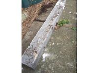 Pre stressed concrete lintel - 900mm