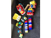Boys/toddler toy bundle