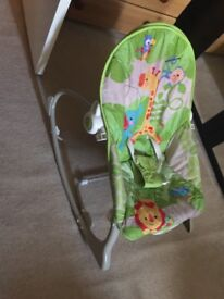 Baby bouncer for quick sale