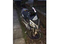 Nrg moped