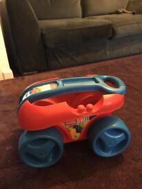 Children's storage box / toy