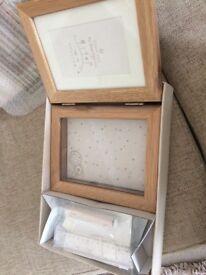 Mamas & Papas Clay handprint set & frame