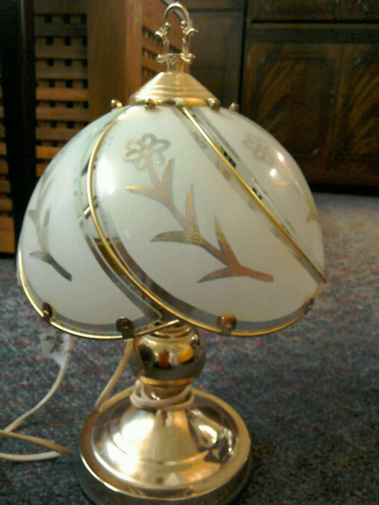 Table lamp #29576 £6