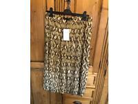 Zara python print brand new skirt size med