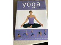 The book of Yoga Hardback as new