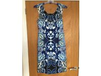 Blue Dress - Size 10 Phase Eight