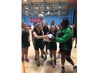 NETBALL PLAYERS OF ALL NATIONALITIES, AGES, SHAPES AND SIZES WANTED