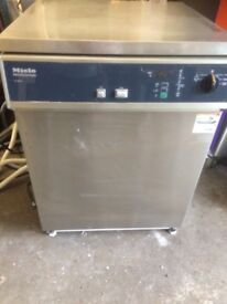 Miele G7859 Thermal Disinfection Dishwasher, Single Phase,Very Good Condition, BARGAIN £450