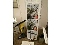 Karcher window vac (w2 premium) + extension poles (new)